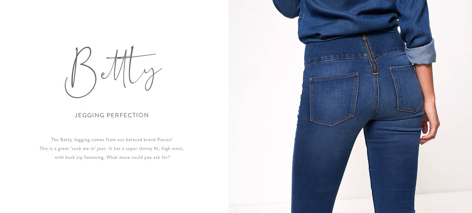 16d4ea5c Betty - Jeans - Clothing