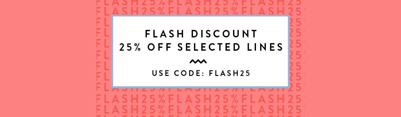 Flash Discount