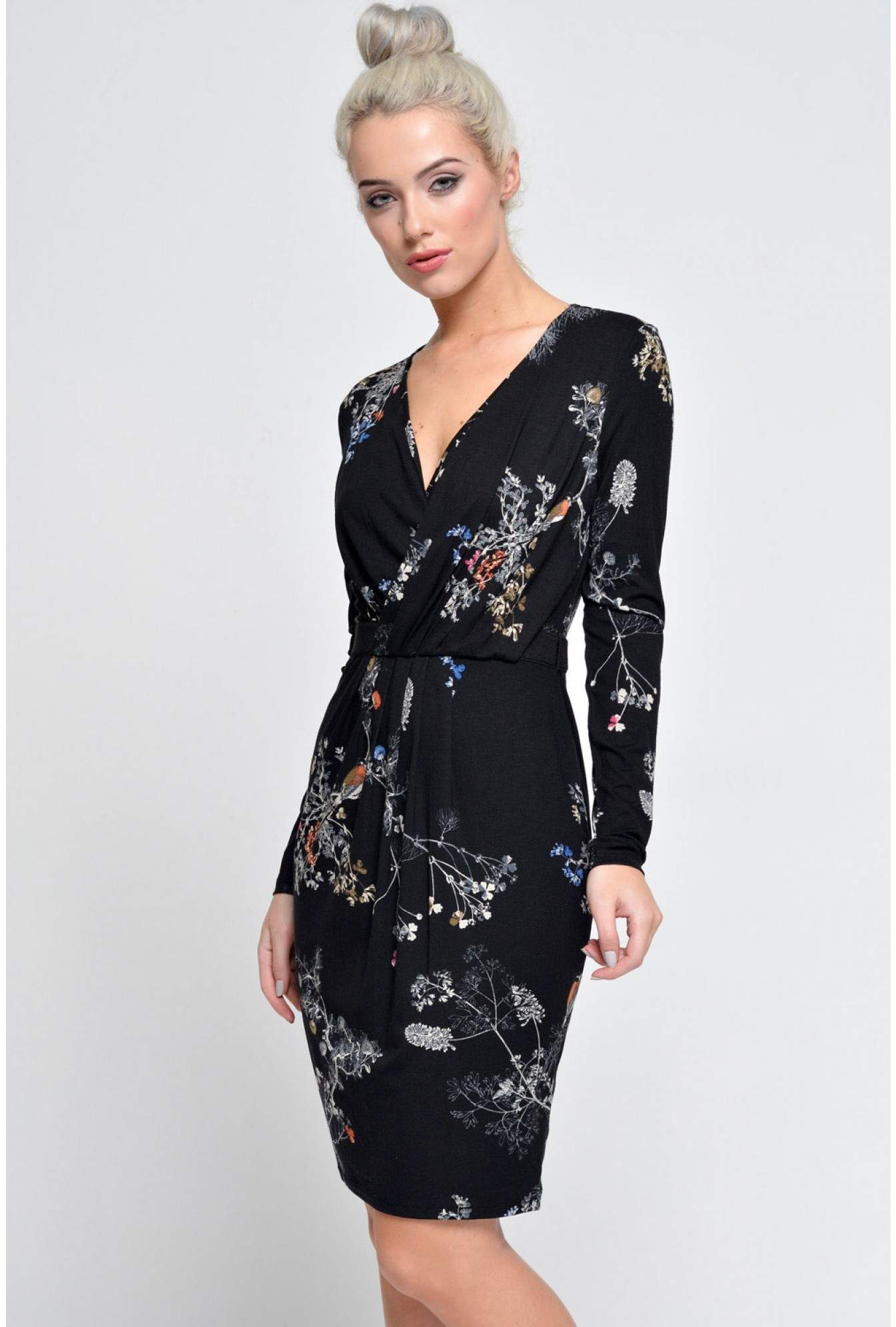 b4051a63ccd91 More Views. Alissa L/S Dress in Black. Vero Moda