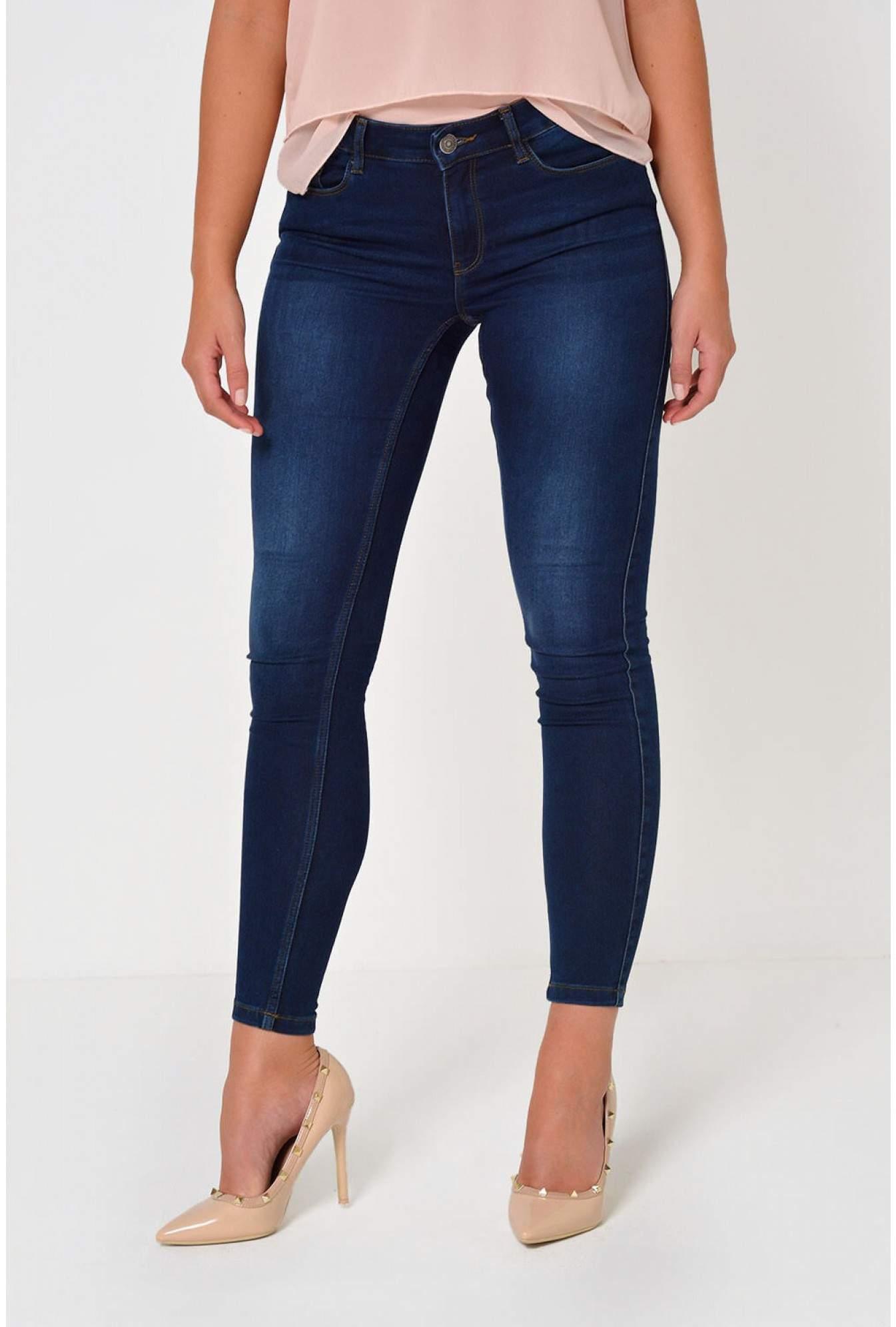 More Views. Seven Long Shape up Jeans in Dark Blue. Vero Moda b008ba7c7