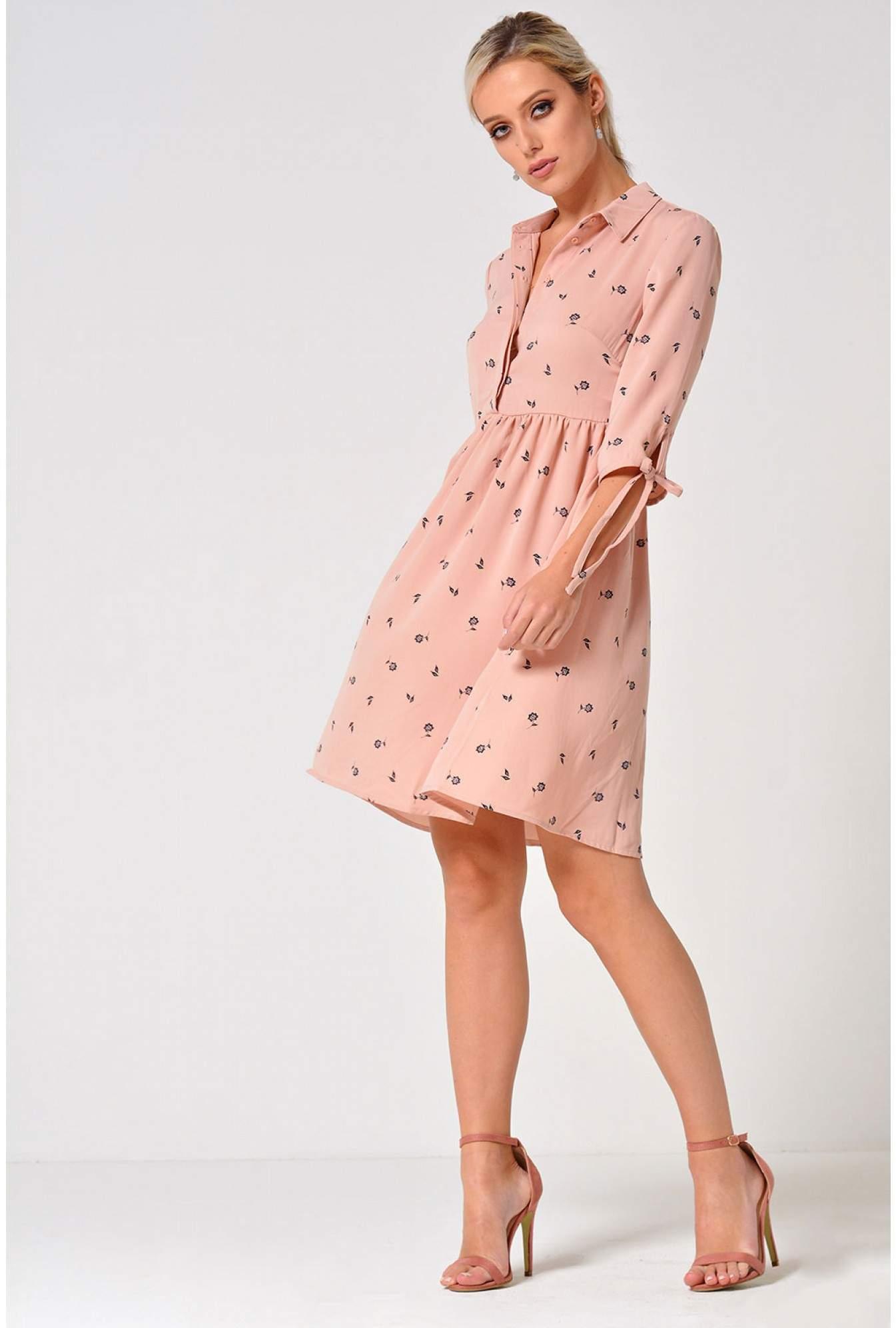 7276e6bb843a More Views. Adriana Short Dress in Blush. Vero Moda