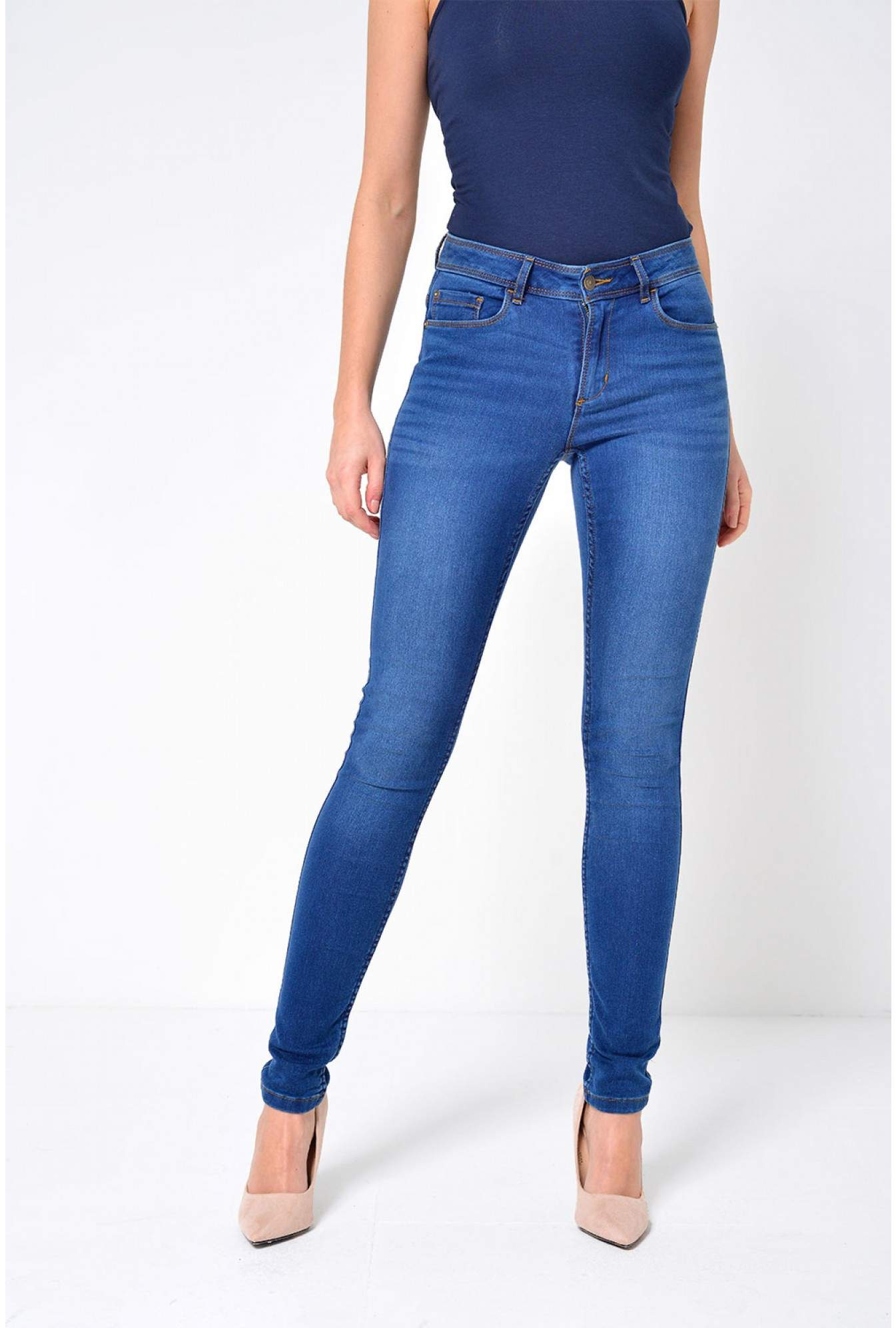 2ee1b9fa81aa More Views. Ultimate Regular Length Soft Skinny Jeans. Only