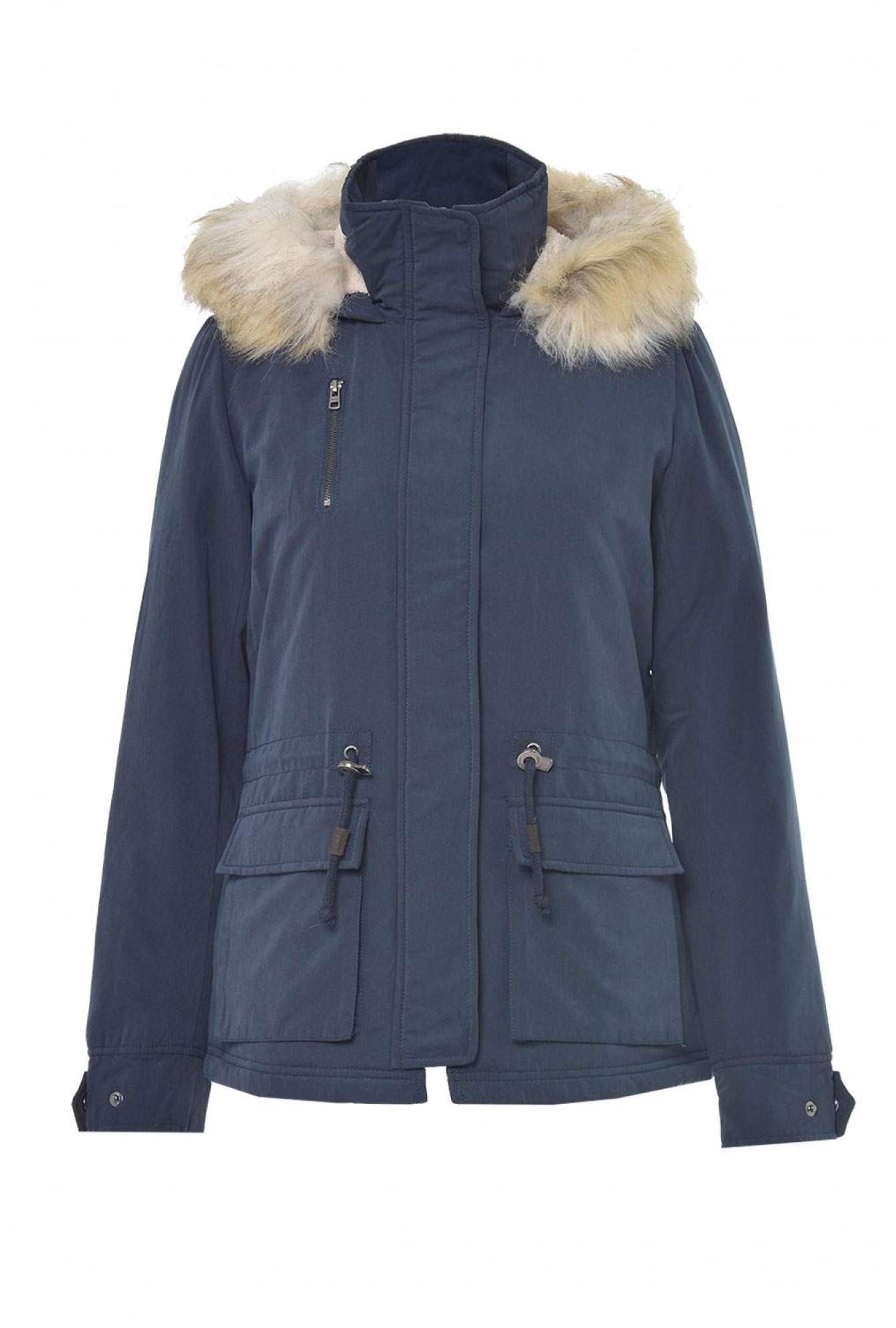 e08f07d8d440f More Views. Starlight Short Fur Parka Coat ...