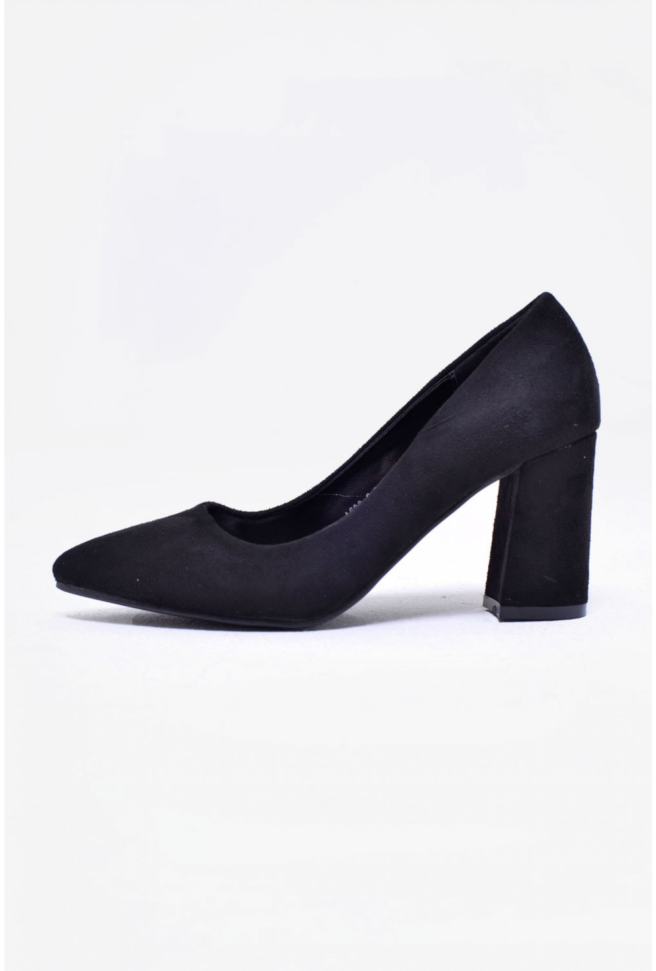 a3b3414d4ad842 More Views. Kai Suede Pointed Court Shoe in Black