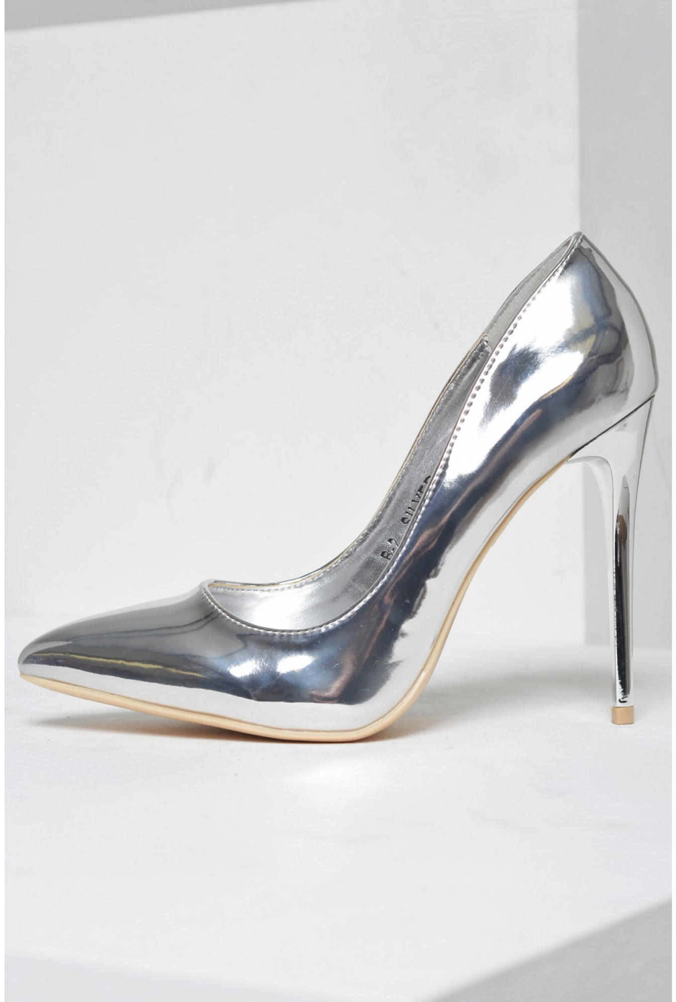 04a208cd948 More Views. Isla Pointed Toe Shoe in Silver