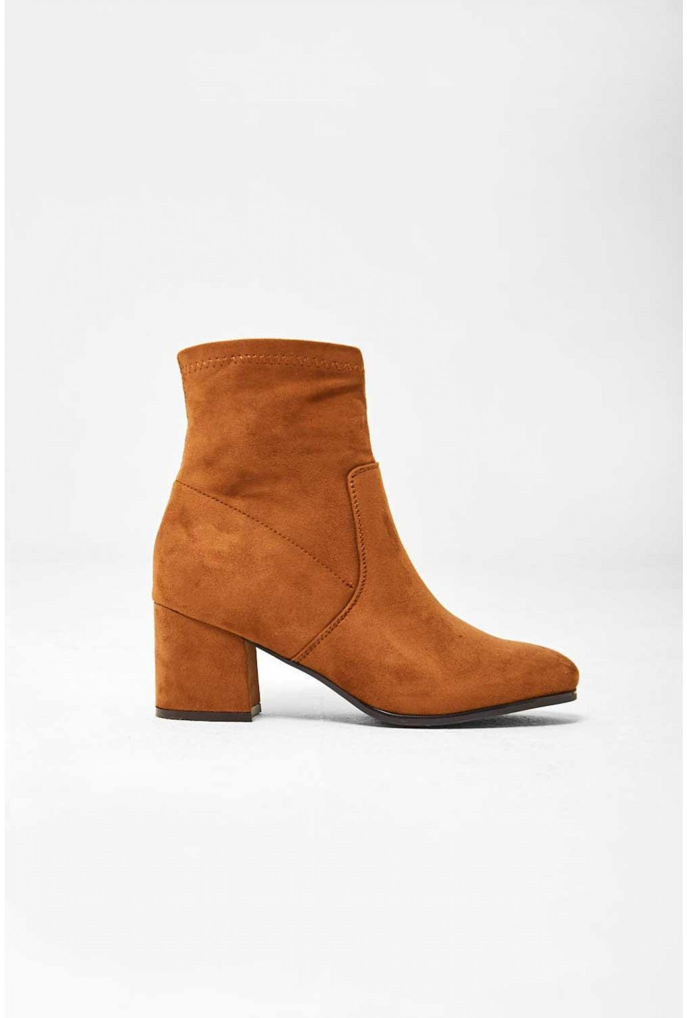 best sneakers 17da2 df1f3 Imara Suede Ankle Boots in Camel