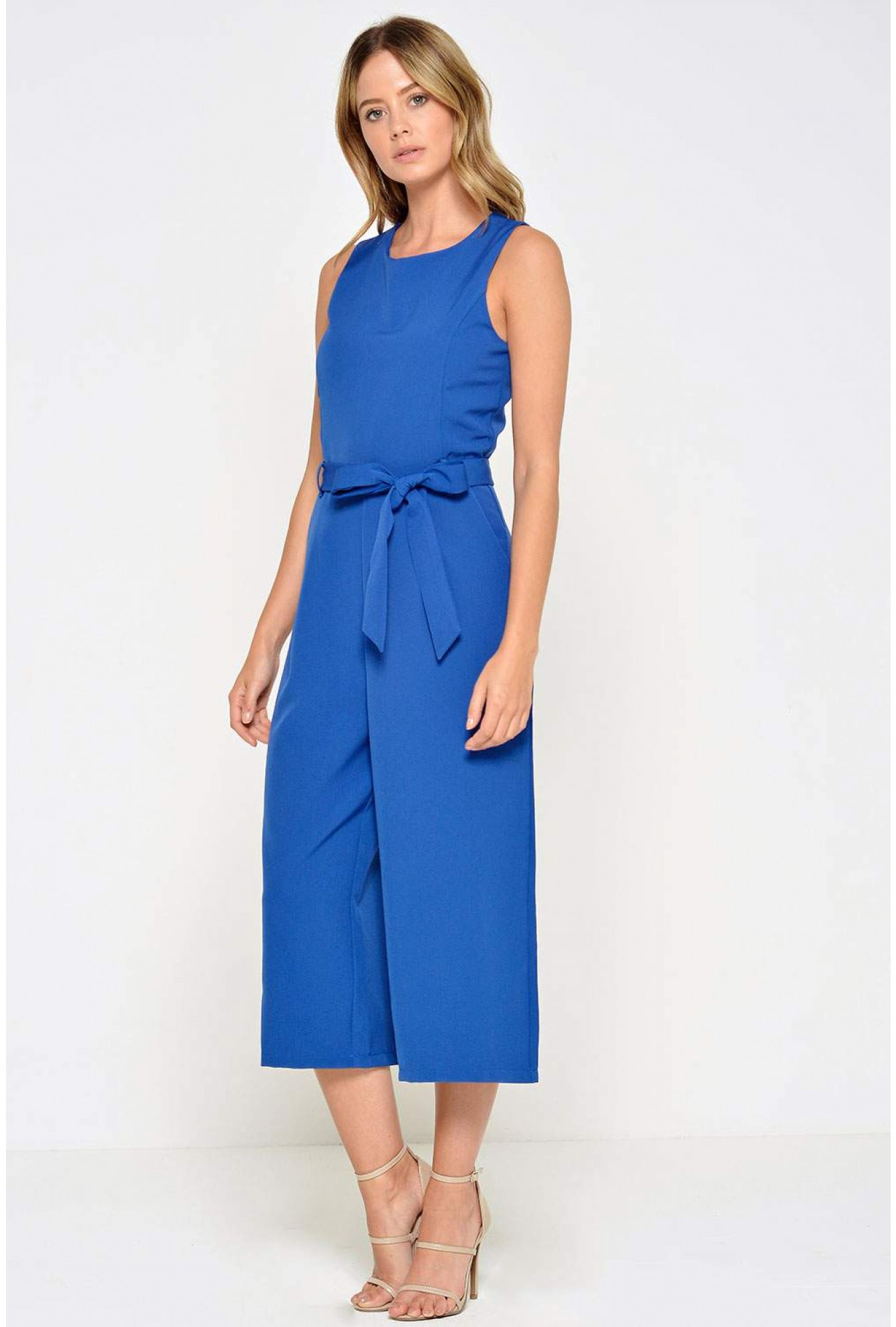 0ec98b6518c More Views. Layla Longline Culotte Jumpsuit in Royal Blue. Marc Angelo