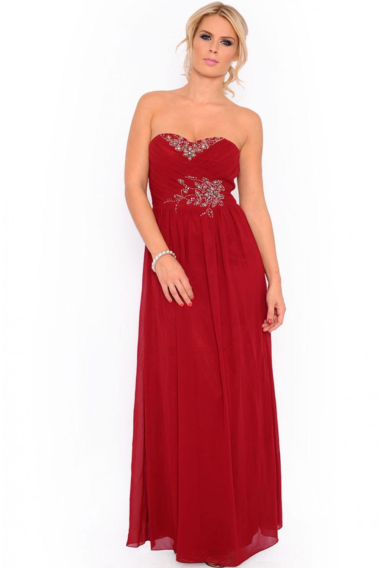 fe61983389e5 More Views. Robyn Bandeau Maxi Dress ...