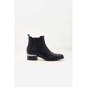 8dffc51f98b Heidi Western Chelsea Boot in Black