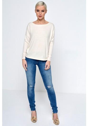 ae293dff73f0df Carmen Short Jeans in Medium Blue ...