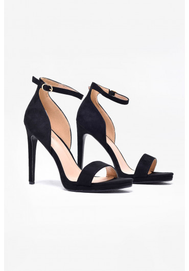 d7e92f5df ... Nelly Ankle Strap Platform Sandals in Black. Quick view