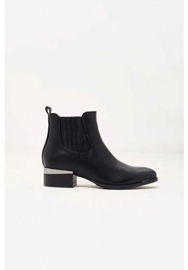 41564f098c30 Heidi Western Chelsea Boot in Black ...