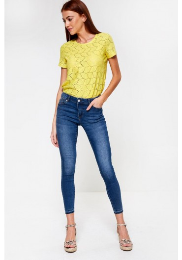 112988a61acb ... Jamie Tall Skinny Jeans in Medium Blue