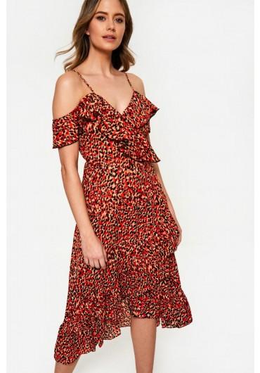 ddf2c6e33d66 Animal Print Dresses - Dresses
