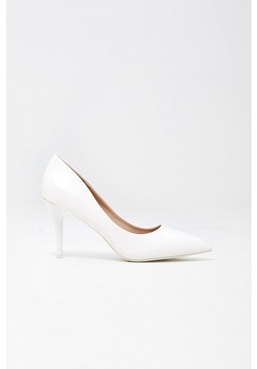 b2b17d1baf Cintia Court Shoes in White ...