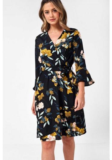 6a9e6c0fbf Wrap Dresses | Wrap Around Dress | iCLOTHING