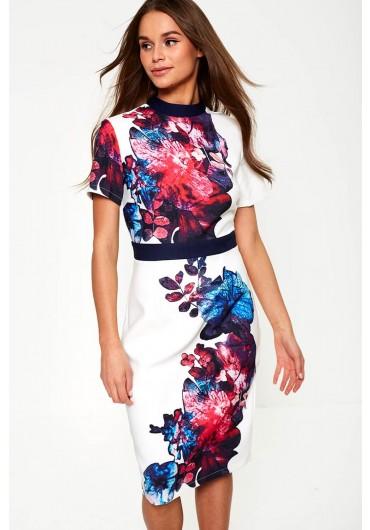 dda73d65e59a Lauryn Tailored Dress in Cream Lauryn Tailored Dress in Cream