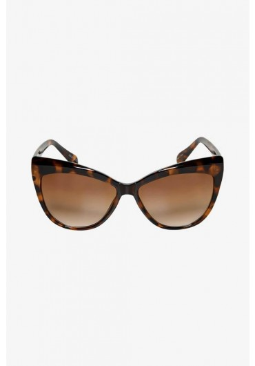 3146891c4d536 Tortoiseshell Cat Eye Sunglasses ...
