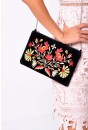 Fairy Embroidered Cross Body Bag