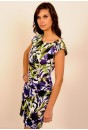 Mila Tailored Floral Dress