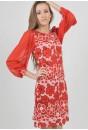 Martina Sequin Dress (Red)