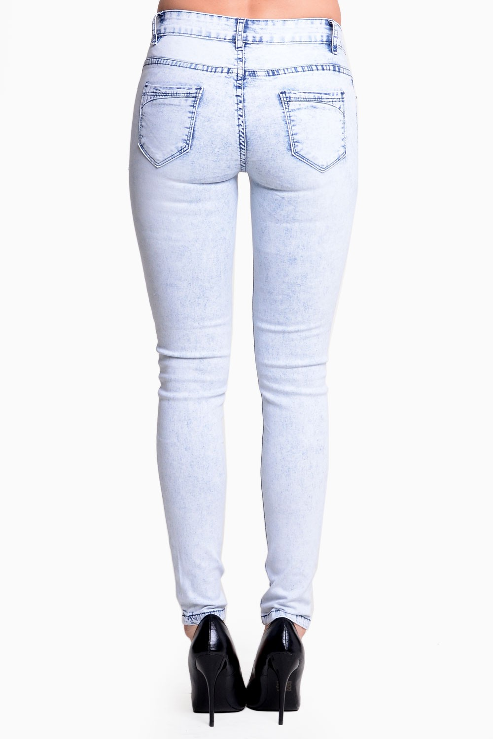 Super skinny jeans in a light stone or Acid wash. Dark antique Blue GESO Yes Me Premium Soft Stretch Black Acid Wash Denim Jeans Skinny Leg Pants. by GESO. $ $ 18 FREE Shipping on eligible orders. out of 5 stars 3. Product Features.