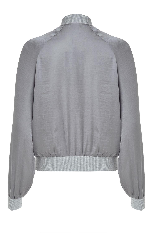 Nicole Short Jacket in Grey