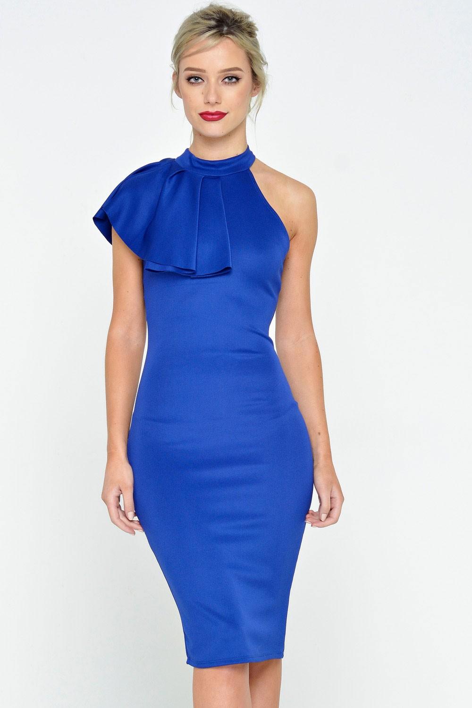 Blue Evening & Formal Dresses. Clothing & Shoes / Women's Clothing / Dresses / Evening & Formal Dresses. of 1, Results. Aidan Mattox Twilight Blue Womens Evening Dress Matte Jersey Sequined. DFI Women's Long Halter Neck Dress.