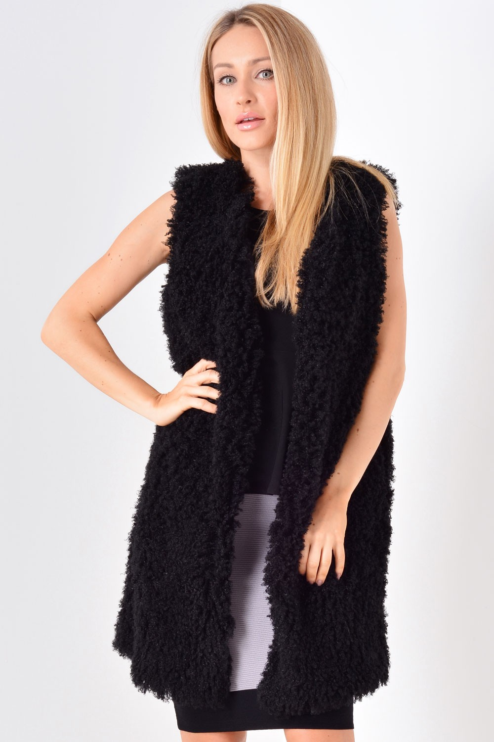 Women faux fur waistcoat, Black faux fur, woman fur waistcoat, Fake fur waistcoat, plus size, black waistcoat,Christmas gifts, gifts for her UniqueSilkScarves $ Favorite Add to The most common black fur waistcoat material is faux fur. The most popular color?