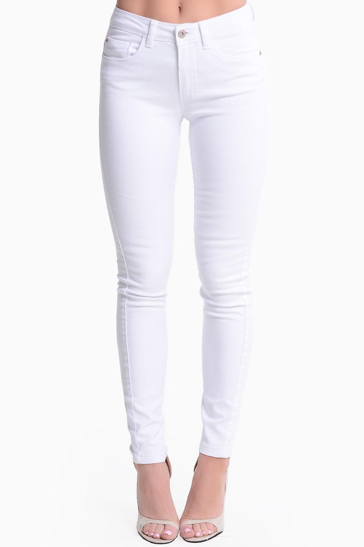 Alma Ultimate Regular Length Soft Jeans in White