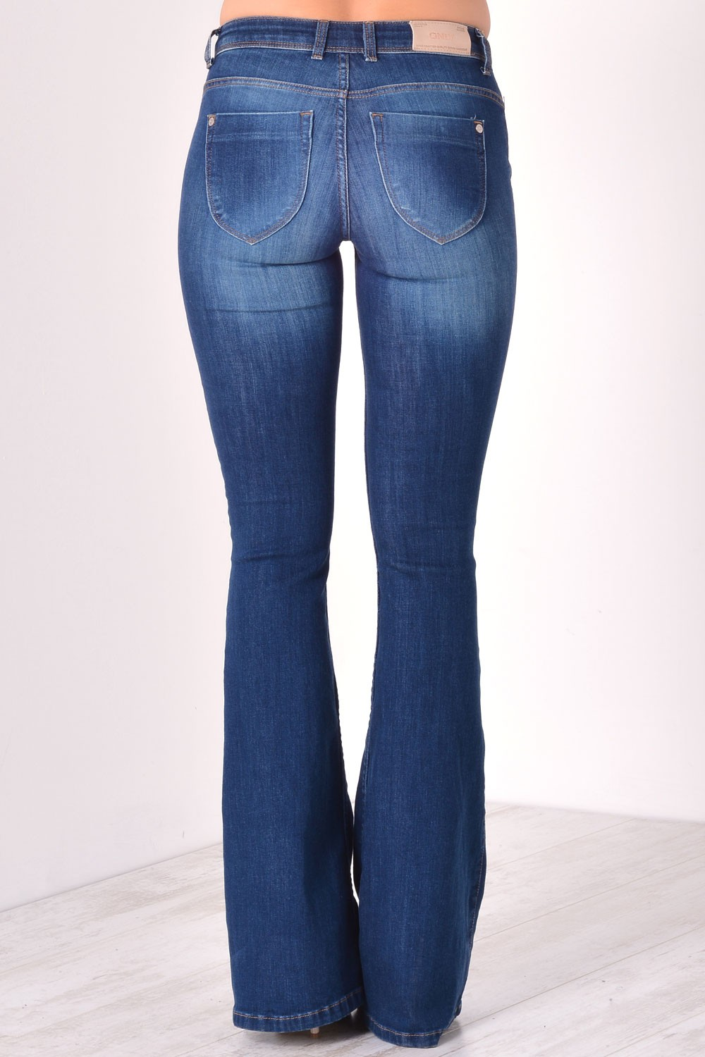 Gigi Short Length Flared Jeans