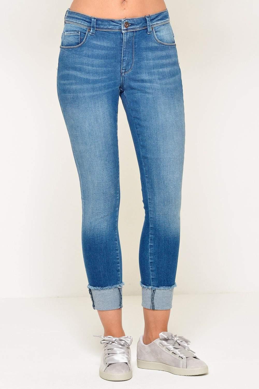 Womens Short Jeans