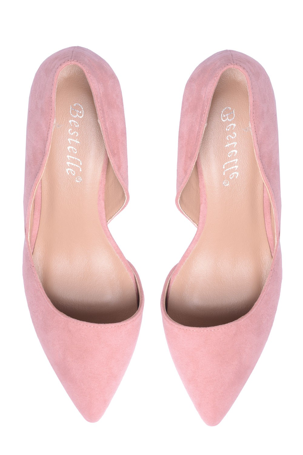 Sole City Onagh Kitten Heel in Pink | iCLOTHING