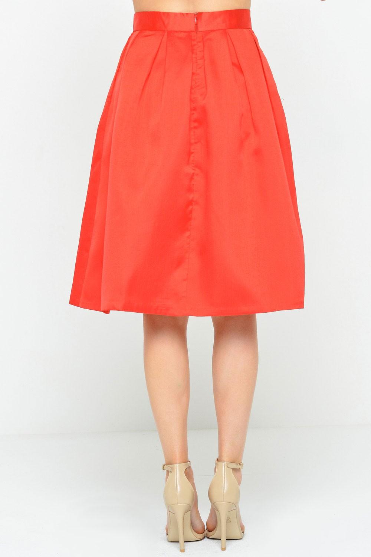 Plain Skirt 48