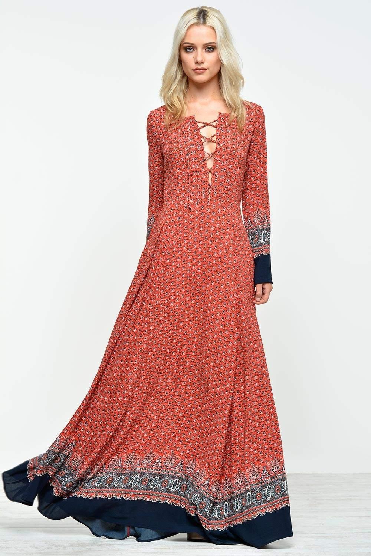 Maxi Dress Designs – Dresses for Woman