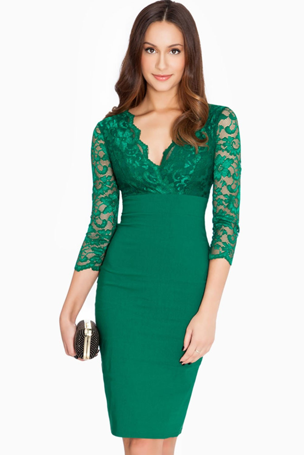 Opt for elegance in this juniors' maxi lace occasion dress from Emerald Sundae. The lengthy design makes a gorgeous formal statement with a slim, sleek cut. The lengthy design makes a gorgeous formal statement with a slim, sleek cut.