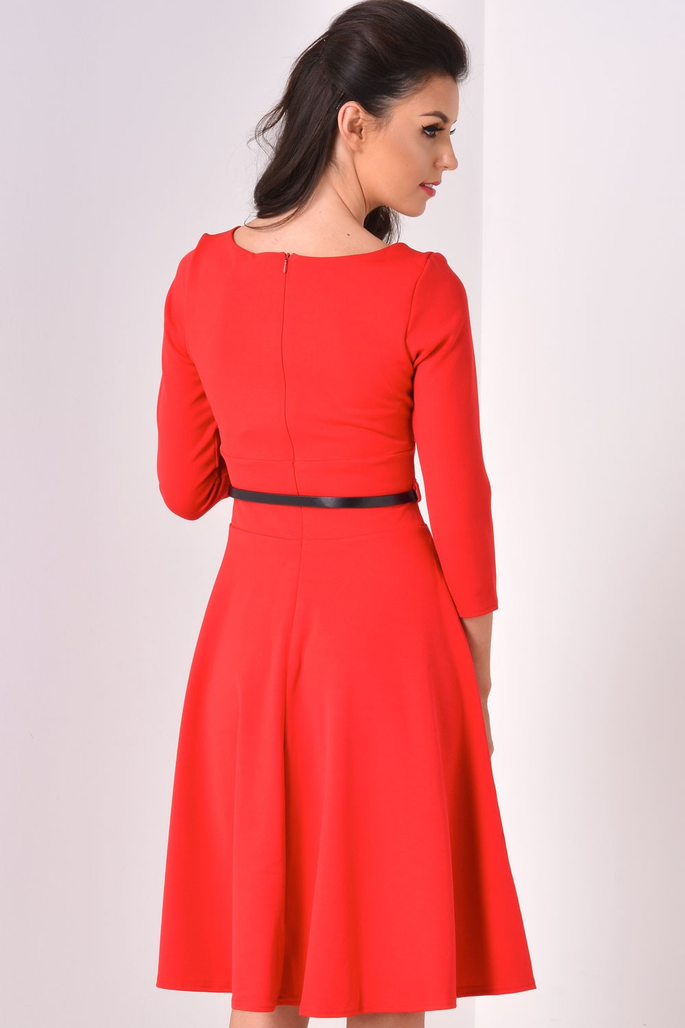 Shop sleeveless full skirt dress at Neiman Marcus, where you will find free shipping on the latest in fashion from top designers. Available in Red. More Details Milly Casey Draped Stretch-Silk Dress Details EXCLUSIVELY AT NEIMAN MARCUS Milly stretch silk