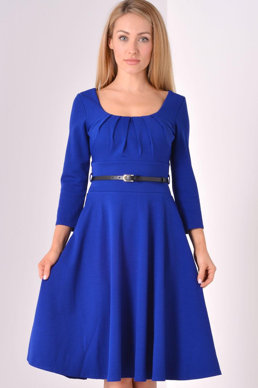 Blue Full Skirt 71