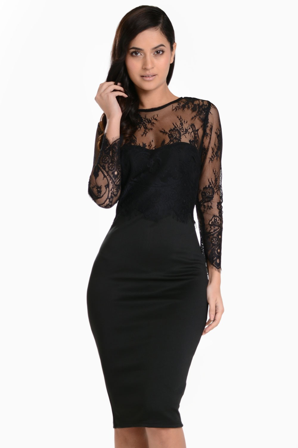Find great deals on eBay for black lace dress sleeves. Shop with confidence.
