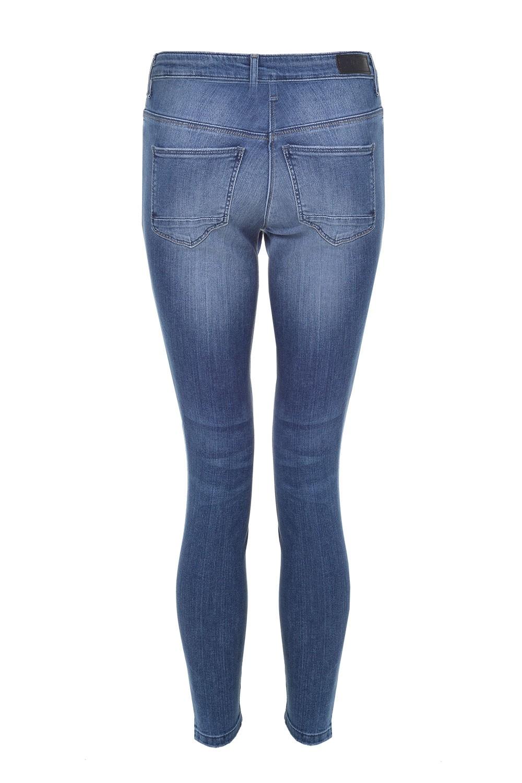 Kendell Regular Skinny Jeans in Medium Blue