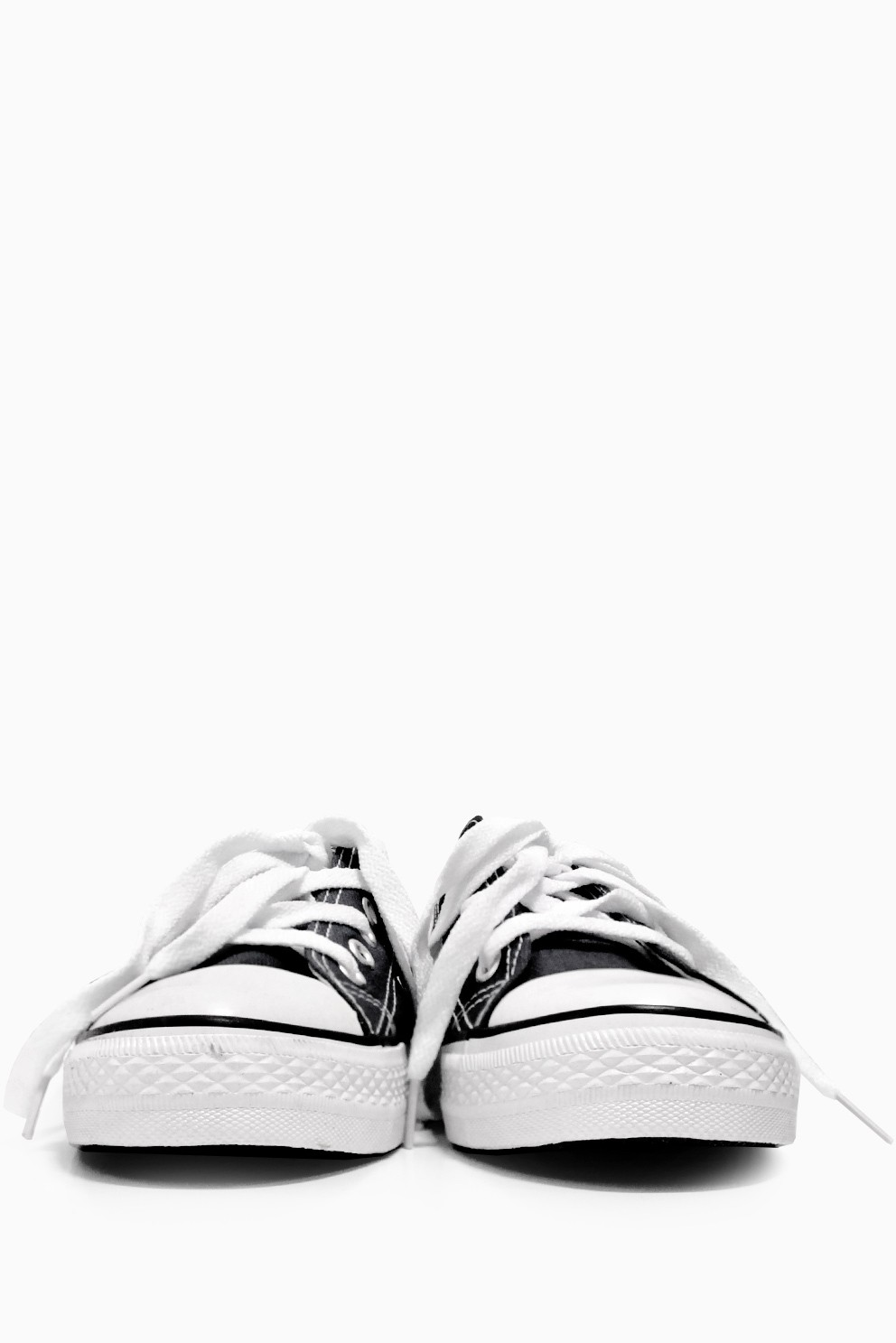 lena lace up tennis shoes in black iclothing