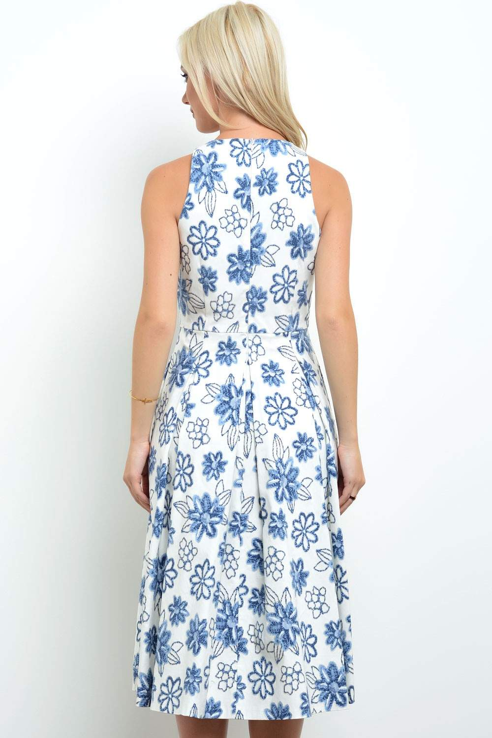 Find white blue pattern dress at ShopStyle. Shop the latest collection of white blue pattern dress from the most popular stores - all in one place.