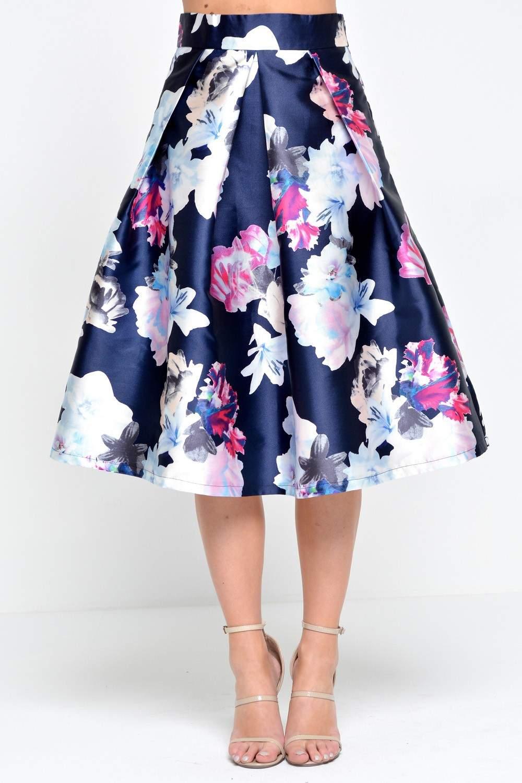 Tea Collection Skirted Dress (Toddler Girls, Little Girls & Big Girls).