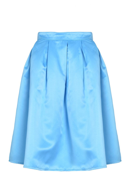 Blue Full Skirt 14