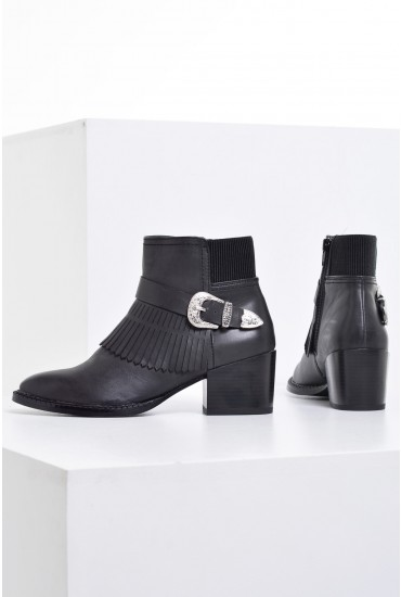 Sille Boot in Black