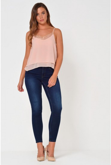 Seven Regular Shape up Jeans in Dark Blue