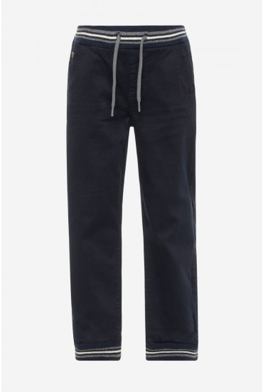 Bob Boys Pant in Navy