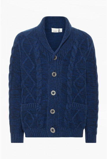 Morlik Boys Knit Cardigan