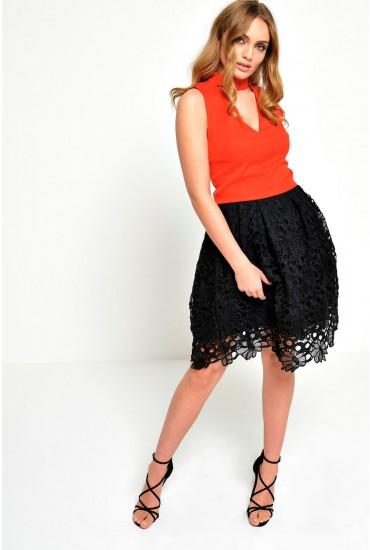 Rasma Skirt in Black