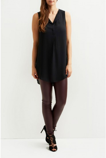 Lucy Tunic in Black